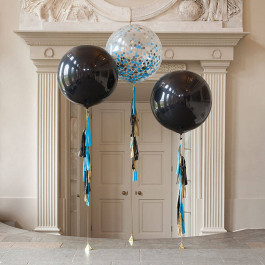 Опция Композиция из трех больших шаров №10 – фото 4