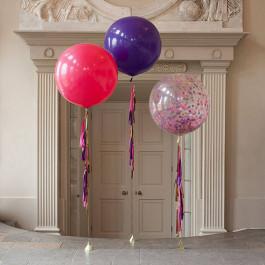 Опция Композиция из трех больших шаров №11 – фото 2