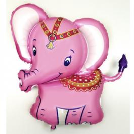 Опция Слоник розовый – фото 1