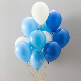 Опция Букет шаров для мальчика 17 шт. – фото 1