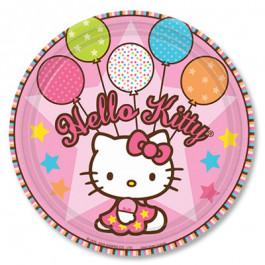 """Опция Тарелка """"Hello Kitty"""" 8 шт. – фото 4"""