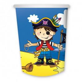 """Опция Стаканы """"Маленький Пират"""" 6 шт. – фото 4"""