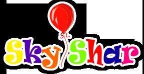 """Воздушные шарики """"СкайШар"""""""